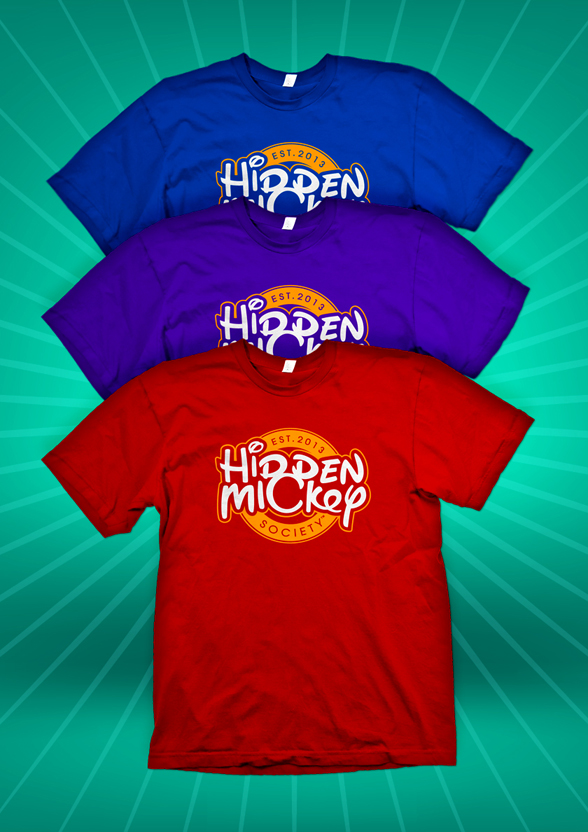Check Out the Colorful HMS T-shirts!